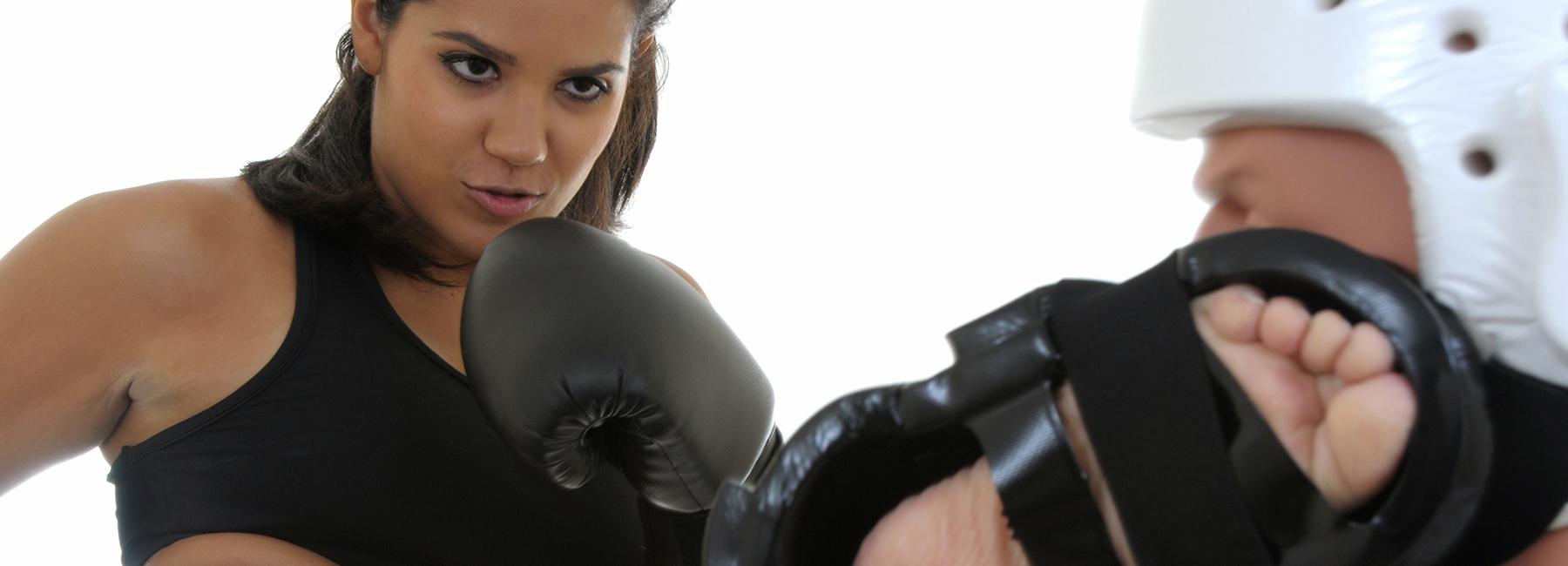 Bei Bodywerkstatt Starnberg erlernen Sie Kickboxen.
